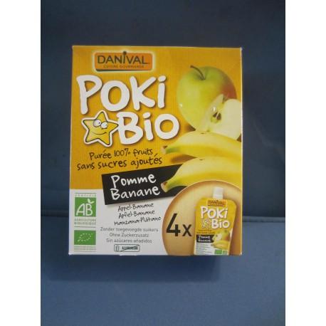 compotine pomme banane