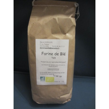 farine de blé T65