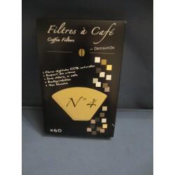 Filtre à café n°4