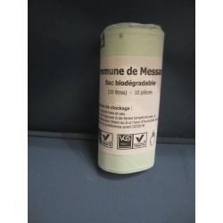 sacs poubelles biodégradables Messancy